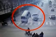 Did an Unknown Force Cause Mysterious Car Crash In China? In China, Paranormal Videos, Las Vegas, Strange Cars, Funny Facebook Status, Car Crash, Car Ins, Mystery, In This Moment