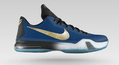 buy online 46d5c aedfb  Nike  Kobe X iD great or greatest