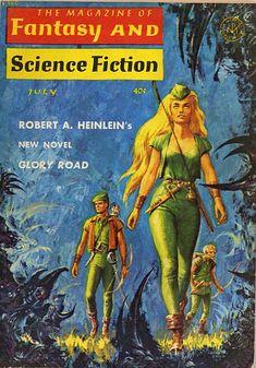 """""""Glory Road"""" by Robert Heinlein"""