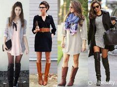 20 looks de vestido que puedes usar en este invierno | Moda