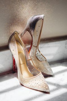 Christine Louboutin for Miss Millionairess