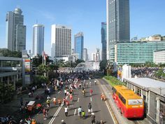 Jakarta, Endonezya