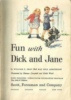 Dick And Jane Spot