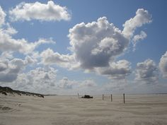 The beautiful island Terschelling.