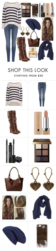 """""""Untitled #24"""" by abbie0987 ❤ liked on Polyvore featuring Velvet by Graham & Spencer, 7 For All Mankind, See by Chloé, Rodial, Bobbi Brown Cosmetics, Frye, Etro, TIBI, Halogen and Casetify"""