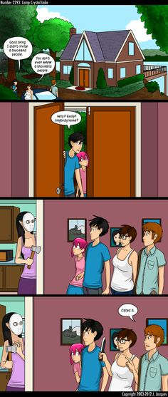 Questionable Content - not actually very questionable.  Funny 20-somethings deal with relationships and robots.