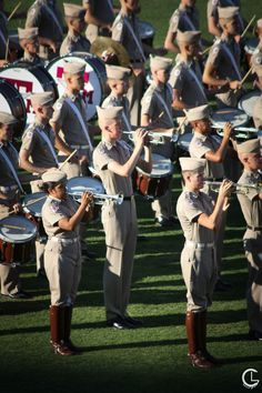 Texas A&M Corps of Cadets Final Review 2011