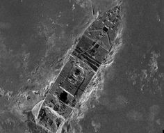 Titanic Wreck Site mapped