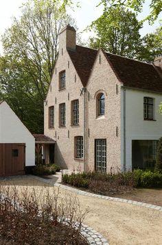 I want to live here… Exclusive villa construction Vlassak Verhulst