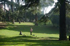 Roma, Parco Celio