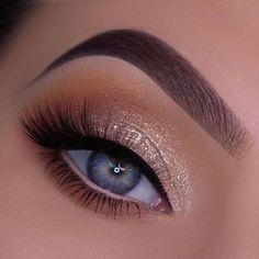 Cute Eye Makeup, Pink Eye Makeup, Creative Eye Makeup, Makeup Eye Looks, Eye Makeup Steps, Eye Makeup Art, Beautiful Eye Makeup, Eyeshadow Makeup, Makeup Brushes