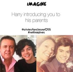 Harry imagine. I would love to meet Des,and Anne (Robin also)
