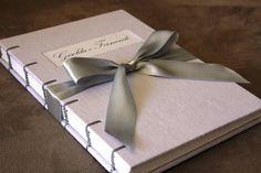 Livro de assinatura para casamentos