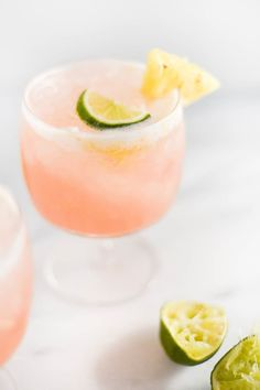 Guava, Pineapple & Coconut LaCroix Cocktail  via @PureWow