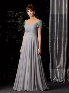 Mother of the groom long dresses