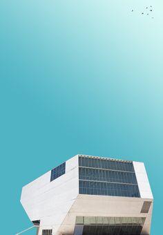 Rem Koolhaas - Caja de música de Oporto