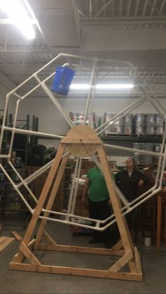 10 Best Christmas Decorating Ideas images   Christmas Ornaments, Diy Homemade Ferris Wheel Plans on homemade pirate ship plans, homemade airplane plans, homemade skee ball plans, homemade swing plans, homemade car plans, homemade water slide plans,
