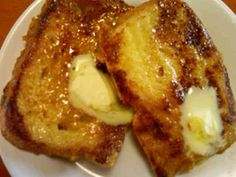 クイニーアマン風カリカリフレンチトーストの画像