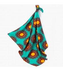 Orange Mandala - 100% Bamboo Swaddle Wrap Swaddle Wrap, Baby Swaddle, Swaddle Blanket, Nurse Bag, Baby E, Baby Pillows, Baby Warmer, Baby Wraps, Baby Shop