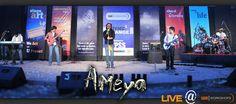 Ameya performs at SAM