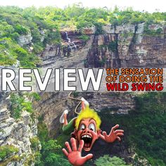 The sensation of doing the Wild Swing Getting Out, Rafting, How To Get, Adventure, Amazing, Fun, Adventure Movies, Adventure Books, Hilarious