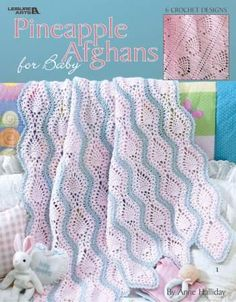 You'll find 29 adorable designs to crochet in this big collection of baby blankets! These patterns are classics from the Leisure Arts library, each one created by a popular designer. Choose the quiet elegance of lace or pick a burst of bright motifs. First Birthday Presents, Baby Afghans, Baby Blankets, Crochet Blankets, Crochet Baby Blanket Free Pattern, Crochet Designs, Crochet Kits, Crochet Ideas, Crochet Stitches