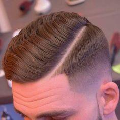 @paul_barbercode - Close up For more men hairstyles follow @guyshair @menshairworld