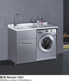 7 photo of 32 for washing machine cabinet uk