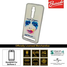 Buy Lady Gaga Face Mobile Cover & Phone Case For Zenfone 2 at lowest price online in India only at Skin4Gadgets. CASH ON DELIVERY AVAILABLE