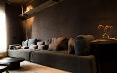 The TriBeCa Penthouse in New York City via HEIMELIG blog