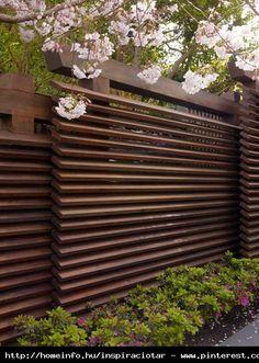 Image result for modern fence
