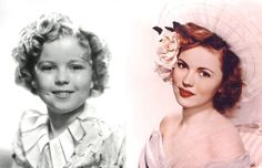 Shirley Temple. Successfully made the transition from wildly popular child star to happy and productive adult. Later became a prominent public servant as first female United States Chief of Protocol. Then went on to have a career as American Ambassador to both Ghana and Later Czechoslovakia. Beat breast cancer in 1972 and still going strong!