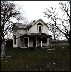 scary house