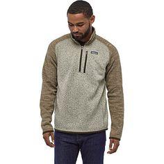 Patagonia Better Sweater, Patagonia Pullover Mens, Longsleeve, Cool Sweaters, Easy Wear, Betta, Men Sweater, Sweatshirts, Mens Tops