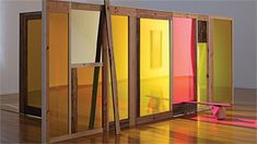 perspex art installation - Google Search