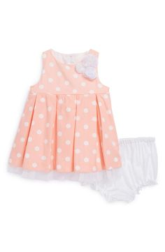 Perfectly pretty outfit for a little princess.