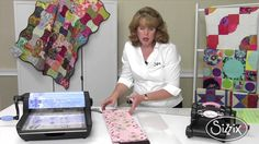 More than Just Cutting Strips with Sizzix