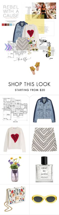 """""""In full colour."""" by sarahstardom ❤ liked on Polyvore featuring By Terry, Kenzo, Valentino, MANGO, Modern Sprout, Miller Harris, Miss Selfridge, Dries Van Noten and Brother Vellies"""