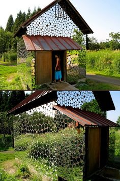 mirror house, for the weekend