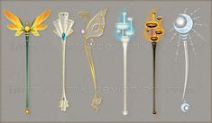 Staff designs 9 by Rittik-Designs on deviantART