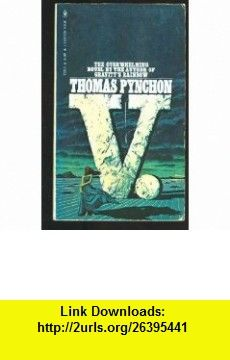 V. Thomas Pynchon ,   ,  , ASIN: B000IOFL2A , tutorials , pdf , ebook , torrent , downloads , rapidshare , filesonic , hotfile , megaupload , fileserve