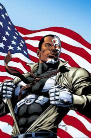 Image result for dc cyborg
