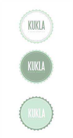 Diseño de logo. Kukla diseño grafico.