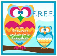 Looking for Quality Contributors.... New and Veteran!  Share the Love! F.R.E.E. {Free Resources Exclusively for Educators}