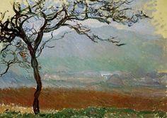 Paysage à Giverny (C Monet - W 1123) by photopoésie