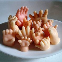 soap....creepy!