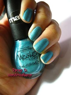 Nicole by OPI: Respect the World