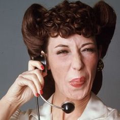 Actress/comedian, writer/producer Lily Tomlin turns 75 today - she was born 9-1 in 1939.