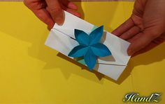 Rich and easy envelope. Great ideas for gift card. Sobre corazón. Money ...