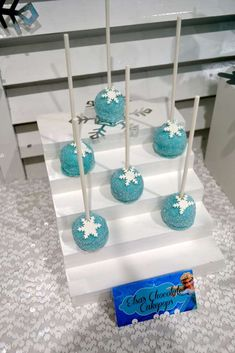 Frozen (Disney) Birthday Party Ideas | Photo 1 of 28 | Catch My Party